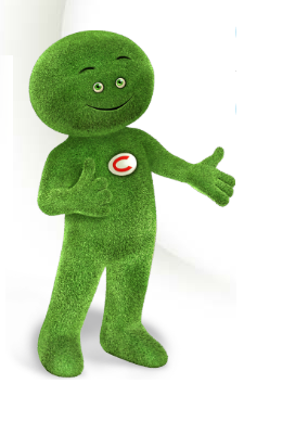 logo cetelem vert