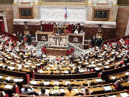 parlement crédit