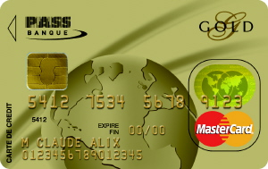 carte pass gold