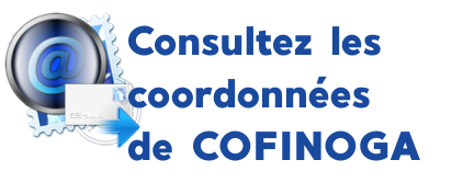 coordonnees cofinoga