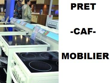 pret caf electromenager