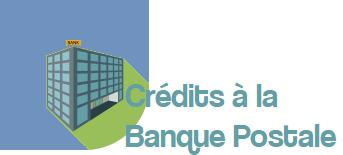 credit a la banque postale