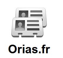 orias fr contact