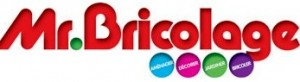 logo du magasin mr bricolage