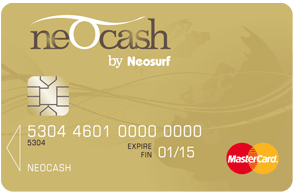 neo cash l'exemple de carte prepaid