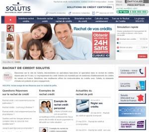 solutis racaht de crédit