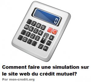 simulation crédit mutuel