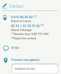 contacter barclays