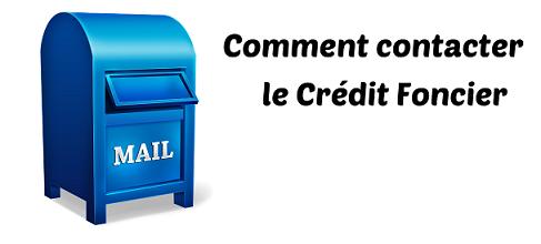 crédit foncier contact