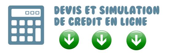 simuler un credit conso