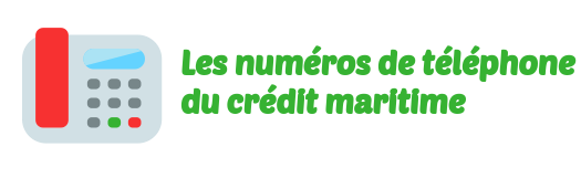 telephone banque maritime