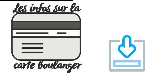Carte Boulanger Paiement En 3 Fois.La Carte Boulanger B Debanque Accord Principe Avantages