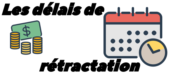 delais retractation credit
