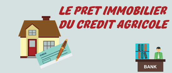 pret immo credit agricole