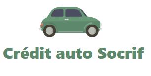 credit auto socrif