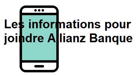 contacter allianz banque