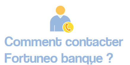 joindre fortuneo banque