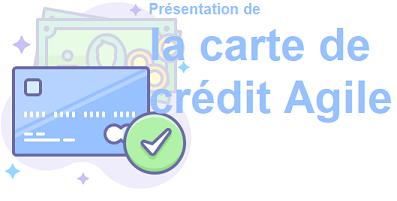 carte credit agile