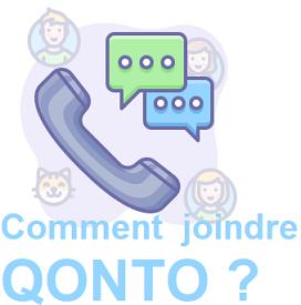 joindre qonto