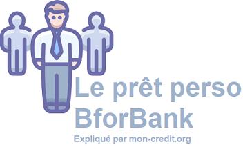 pret perso bforbank