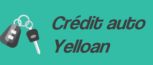 crédit auto yelloan