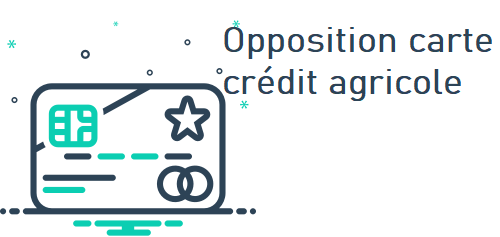 opposition carte credit agricole