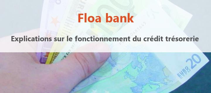 credit tresorerie floa bank